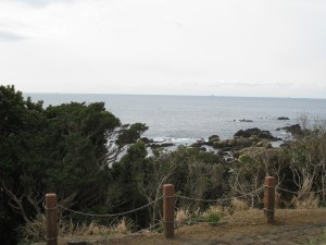 梶取崎の風景