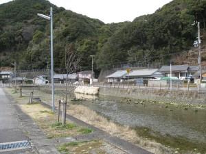 駅周辺の風景